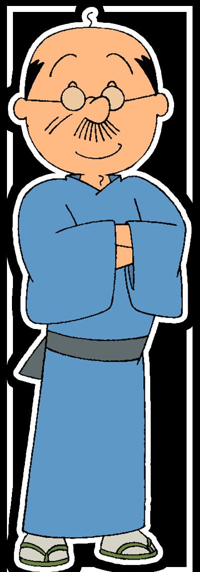 年齢 波平 サザエさんの登場人物